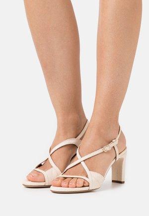 Sandály - avorio