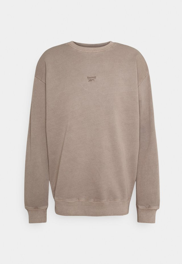 CREW - Sweatshirt - trek grey