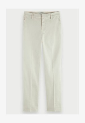 REGULAR FIT - Chinos - off white
