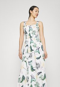 Roxy - UP IN THE FLAMES - Maxi dress - snow white - 3