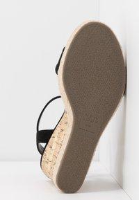 New Look - PERTH - Sandály na vysokém podpatku - black - 6