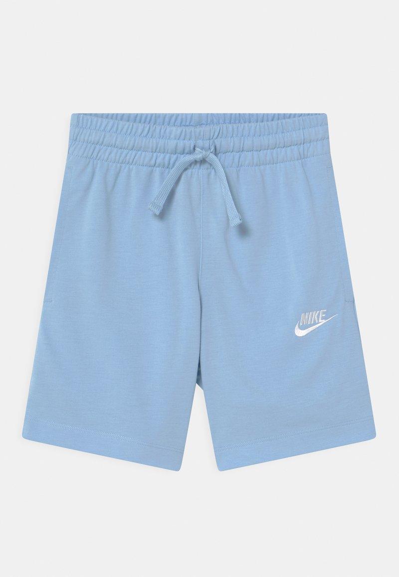 Nike Sportswear - Teplákové kalhoty - psychic blue/white