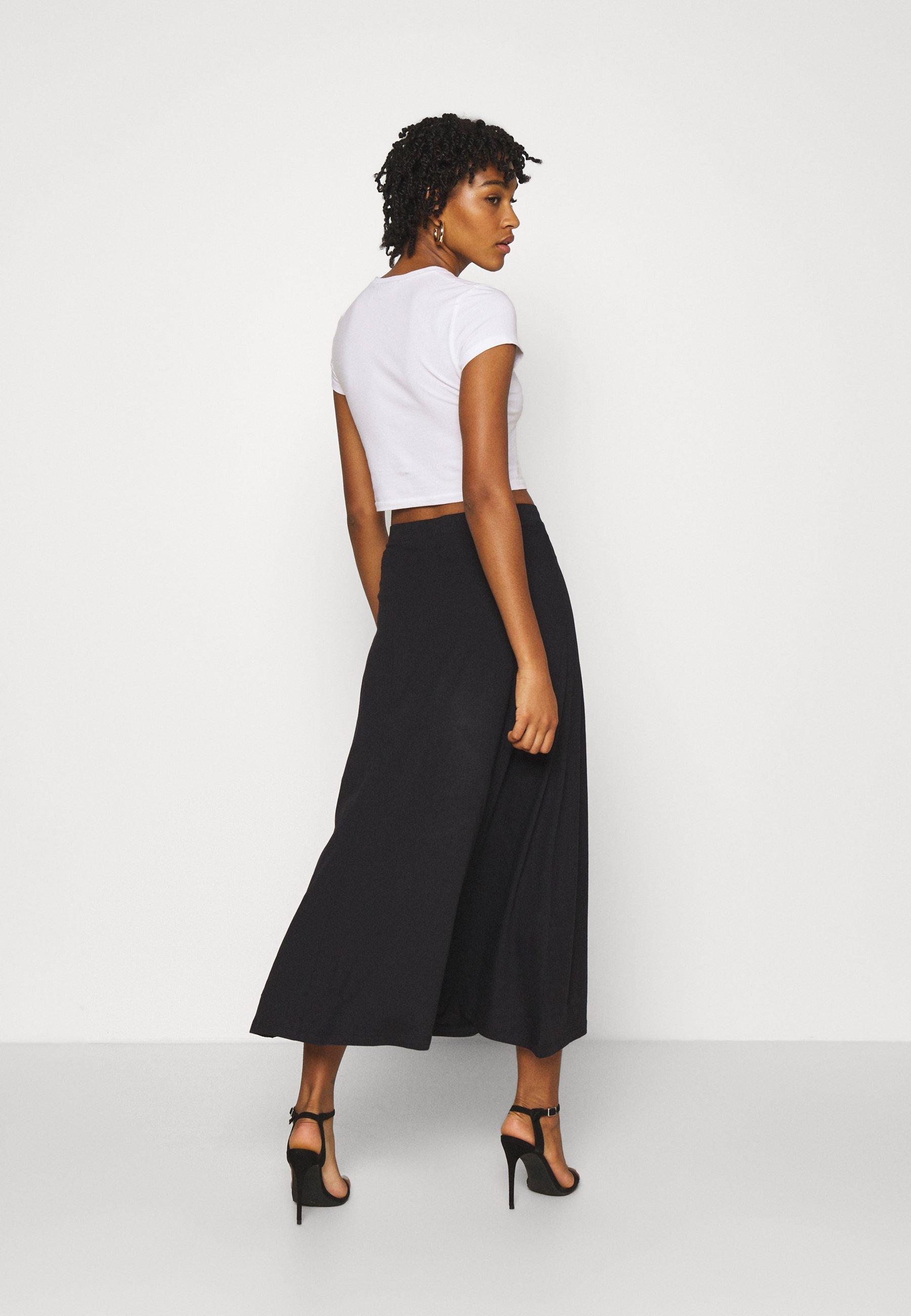 Femme Basic maxi skirt - Jupe trapèze