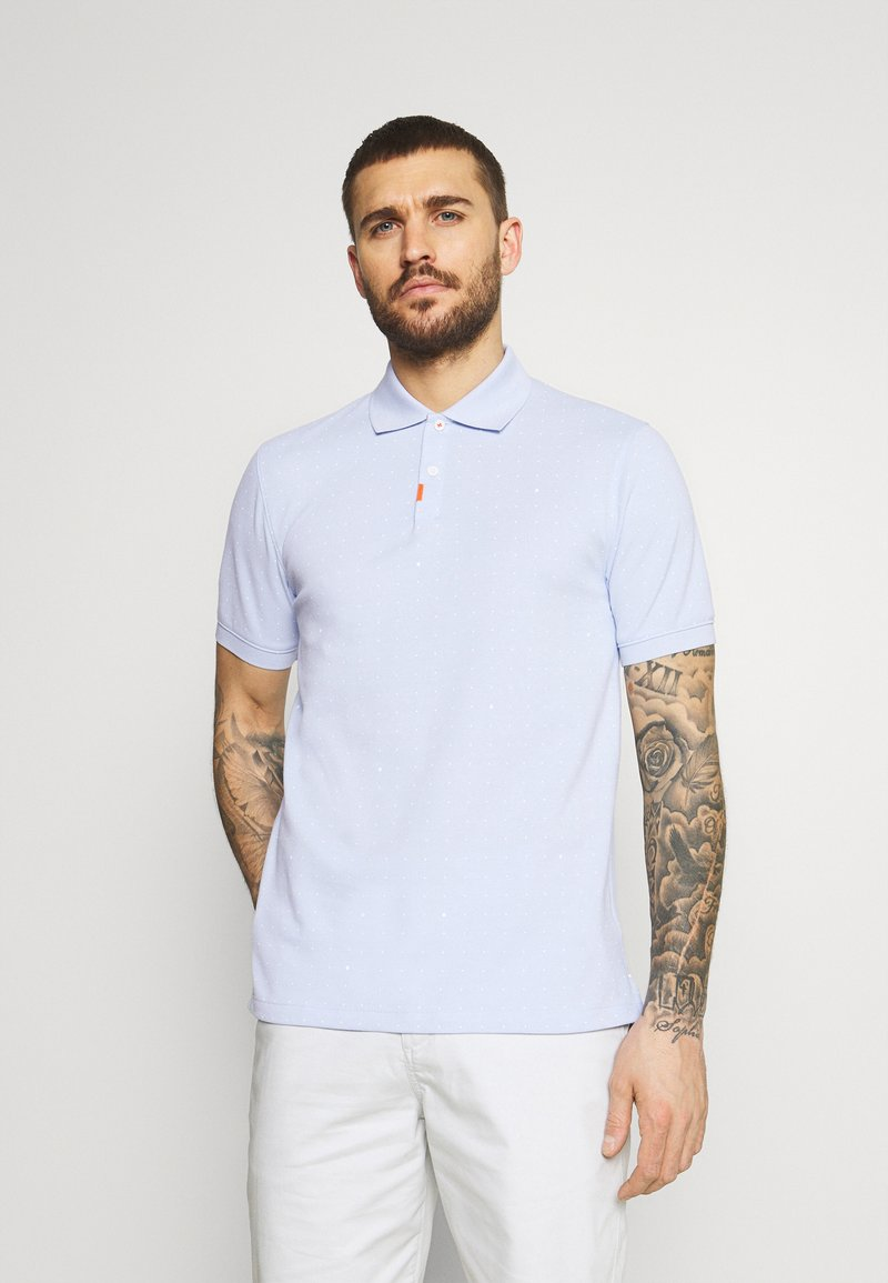 Nike Golf - THE POLO SPACE - Sports shirt - hydrogen blue