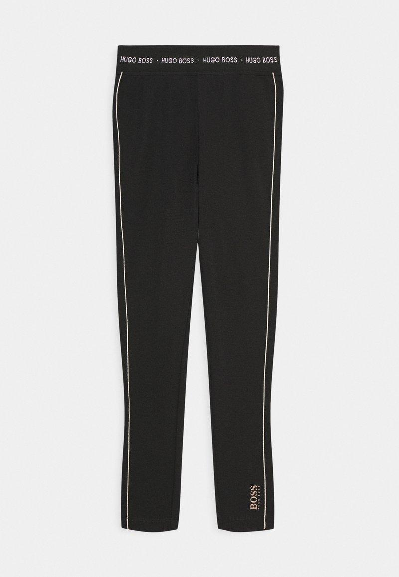 BOSS Kidswear - Legíny - black