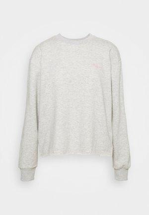 CROPPED - Sweatshirt - grey
