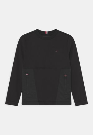 SOFT - T-shirt à manches longues - black