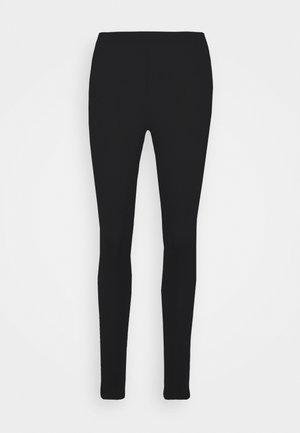 VIBE - Leggings - Trousers - black