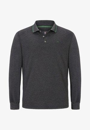 ELLIS - Polo shirt - anthrazit green