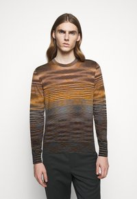 Missoni - LONG SLEEVE CREW NECK - Pullover - multi-coloured - 0