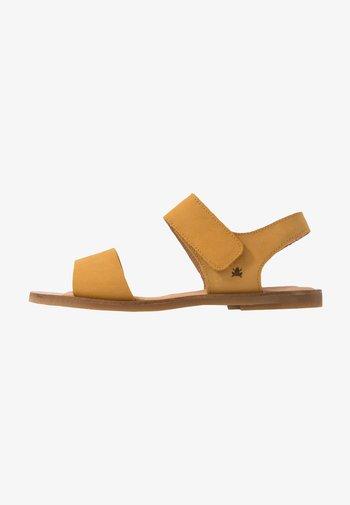 TULIP - Sandals - curry