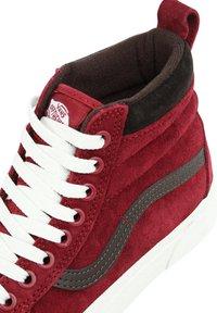 Vans - Sneaker high - red - 5