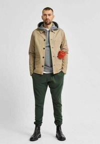 Selected Homme - Summer jacket - greige - 1