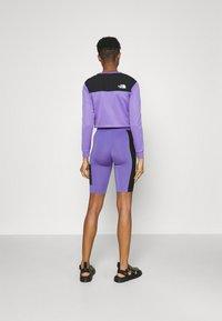 The North Face - TIGHT - Short - pop purple - 2