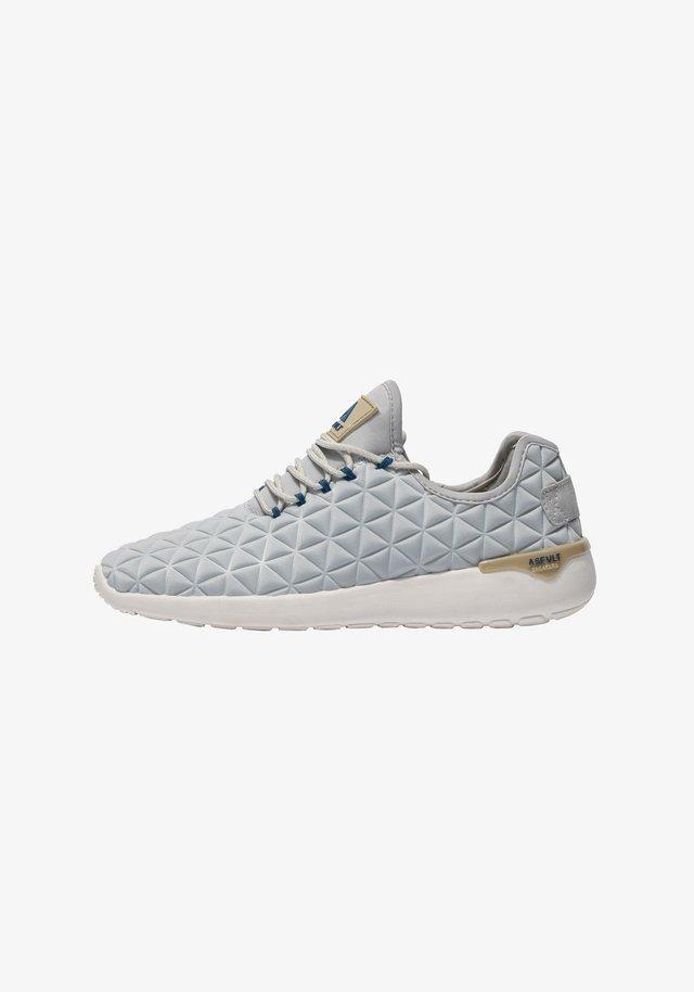 SPEED SOCKS - Sneakers laag - light blue tan cobalt