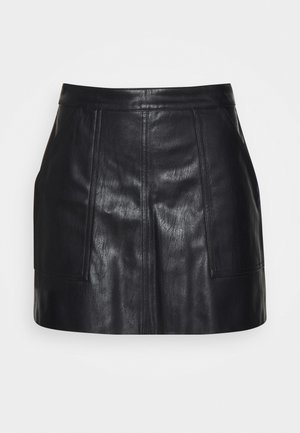 VMSYLVIA SHORT SKIRT - Minisukně - black
