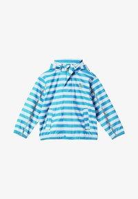 Steiff Collection - Waterproof jacket - turquoise - 0
