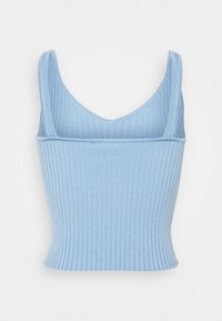 Monki - OFELIA SINGLET - Top - blue - 6