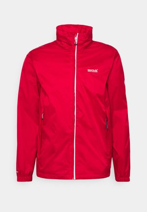 LYLE IV - Hardshell jacket - chinese red