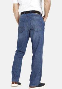 Jan Vanderstorm - Straight leg jeans - hellblau - 1