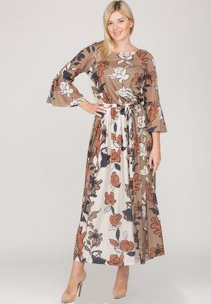 DRESS ALICE - Day dress - khaki