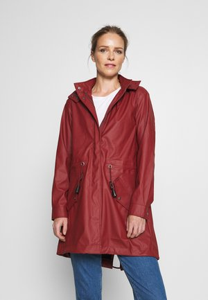 SC-ALEXA 1 - Waterproof jacket - brick