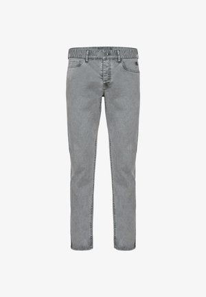 FIVE POCKETS PANTS - Trousers - grey