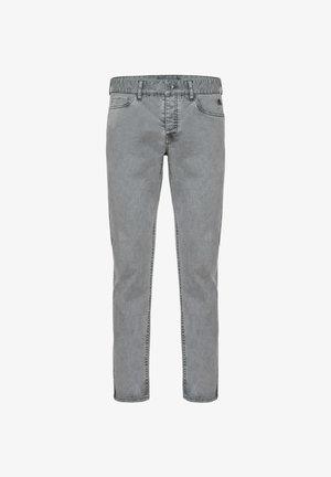 FIVE POCKETS PANTS - Broek - grey