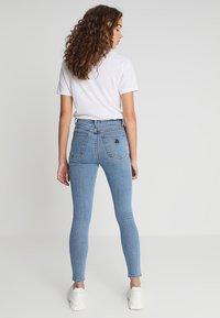Abrand Jeans - Jeans Skinny Fit - la blues - 2