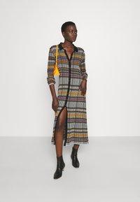 M Missoni - MAXI DRESS COMBO - Jumper dress - multicolor - 1