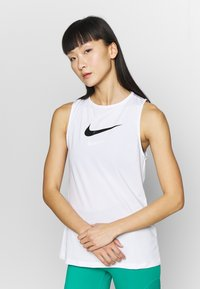 Nike Performance - TANK ESSENTIAL - Camiseta de deporte - white - 0