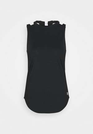 SPORT 2 STRAP TANK - Funkční triko - black