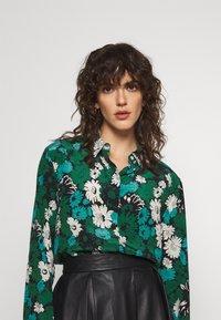 Paul Smith - SHIRT - Button-down blouse - black - 3