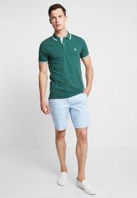 Selected Homme - SLHNEWSEASON - Polo shirt - trekking green - 1