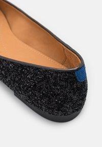 Chatelles - AMÉDÉE - Ballet pumps - black sparkle - 6
