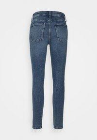 GAP - LEGGING YALE  - Jeans Skinny Fit - medium yale - 1