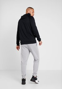 Nike Performance - DRY PO - Hoodie - black/white - 2