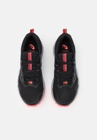 ASICS - GEL SONOMA 6 - Trail running shoes - black/deep sea teal - 3