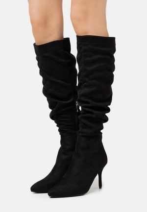 JULIANA - High heeled boots - black
