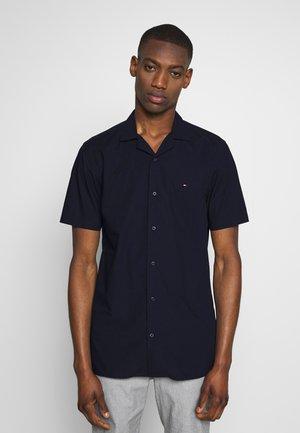 SOLID HAWAIIAN SHIRT - Skjorte - blue
