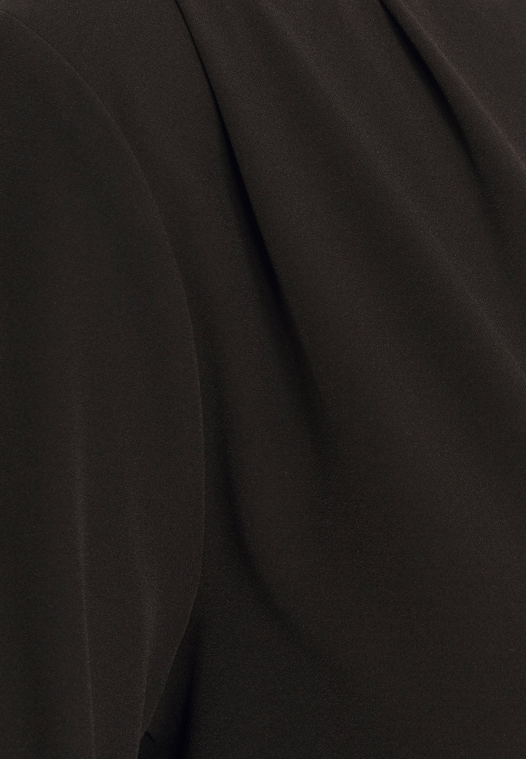 Sisley DRESS Freizeitkleid black/schwarz