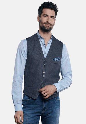 Suit waistcoat - blau