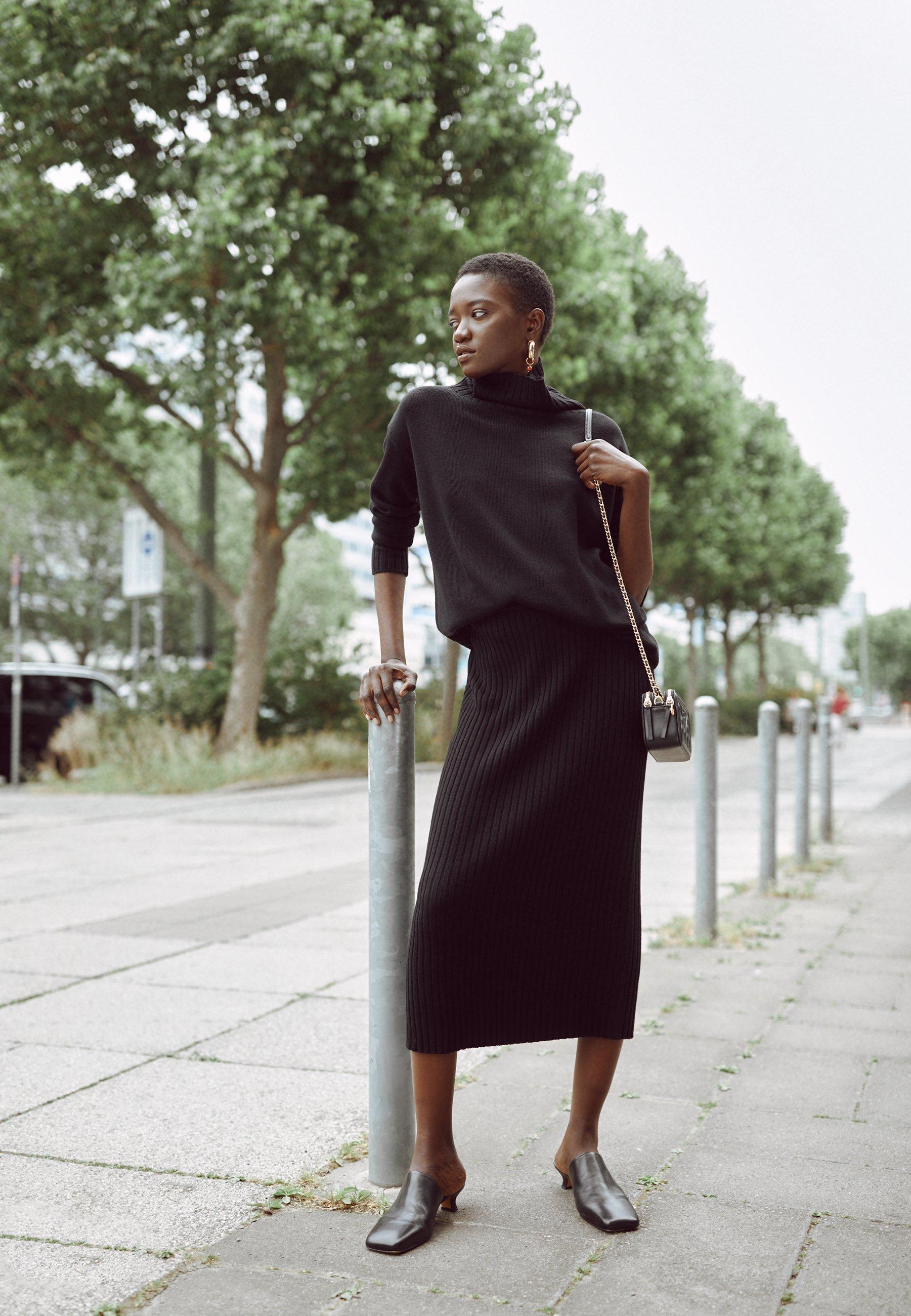 Women BOHEME - A-line skirt