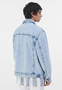 Bershka - Veste en jean - light blue - 2