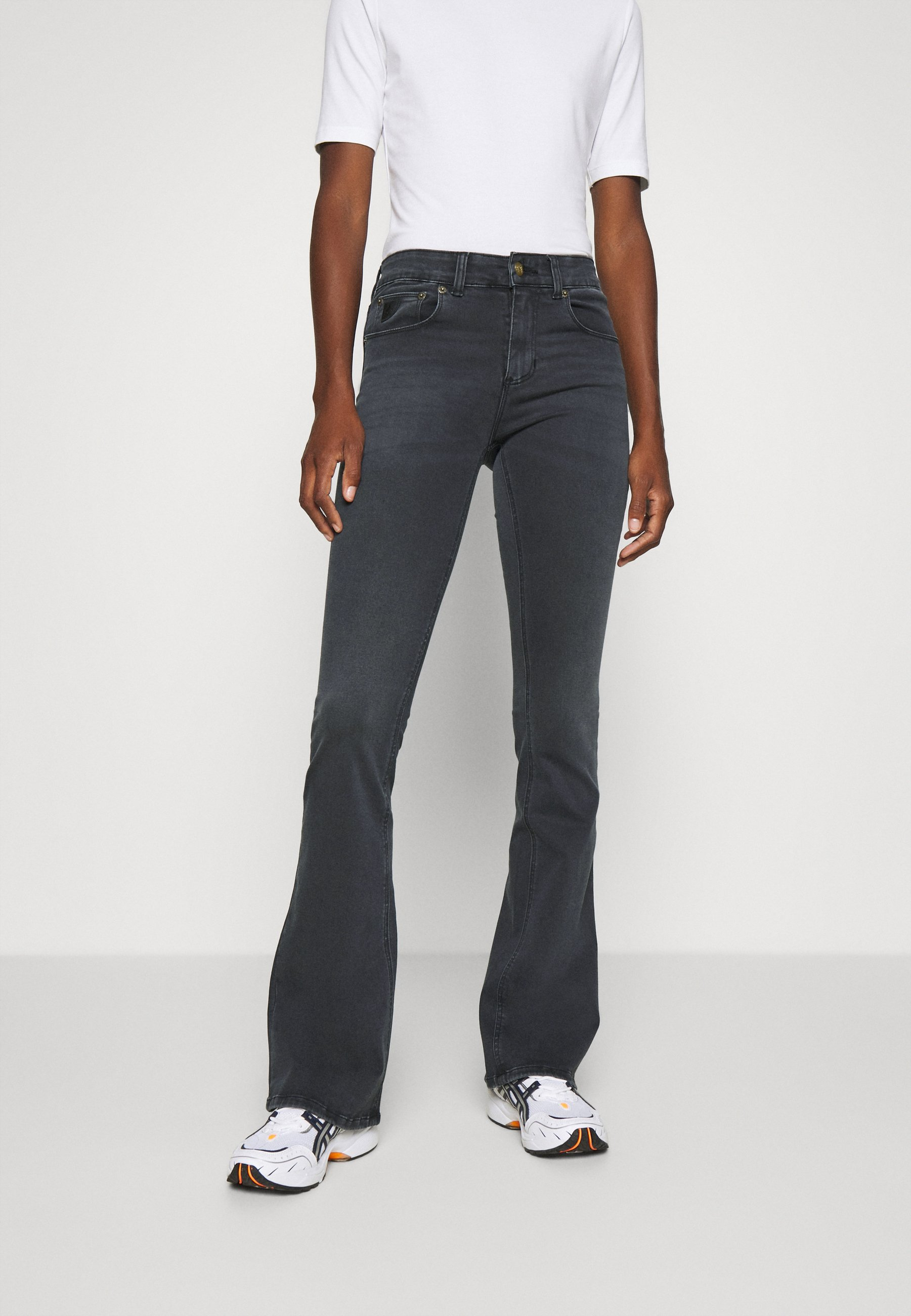 Damer MELROSE - Flared jeans