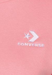 Converse - STAR CHEVRON - Sweatshirts - costal pink - 2