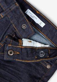 Name it - Slim fit jeans - dark blue denim - 3