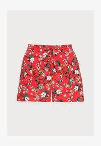 Vero Moda Petite - VMSIMPLY EASY - Shorts - goji berry/lotte - 4