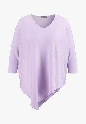 MIT ASYMMETRI - Trui - pastel lilac