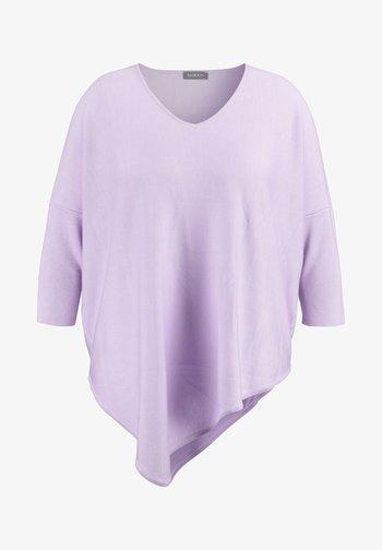 MIT ASYMMETRI - Jumper - pastel lilac